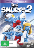The Smurfs 2 on DVD