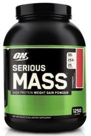 Optimum Nutrition Serious Mass - Strawberry (2.72kg)