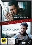 Robin Hood / Gladiator (2 Disc Set) DVD