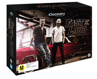 Fast N' Loud Mega Collector's Set on DVD