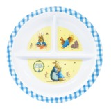 Peter Rabbit - Section Plate