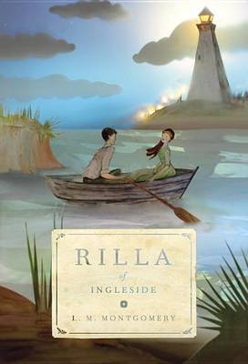 Rilla of Ingleside by L.M.Montgomery image