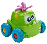 Fisher-Price: Press N Go Monster Truck (Green)