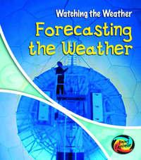 Forecasting the Weather Hardback by Elizabeth Miles image