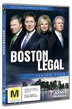 Boston Legal - Season 4 (5 Disc Set) (2007) DVD