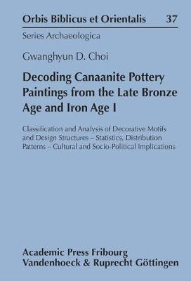 Decoding Canaanite Pottery Paintings from the Late Bronze Age and Iron Age I