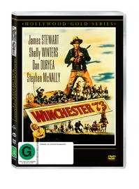 Winchester 73 on DVD