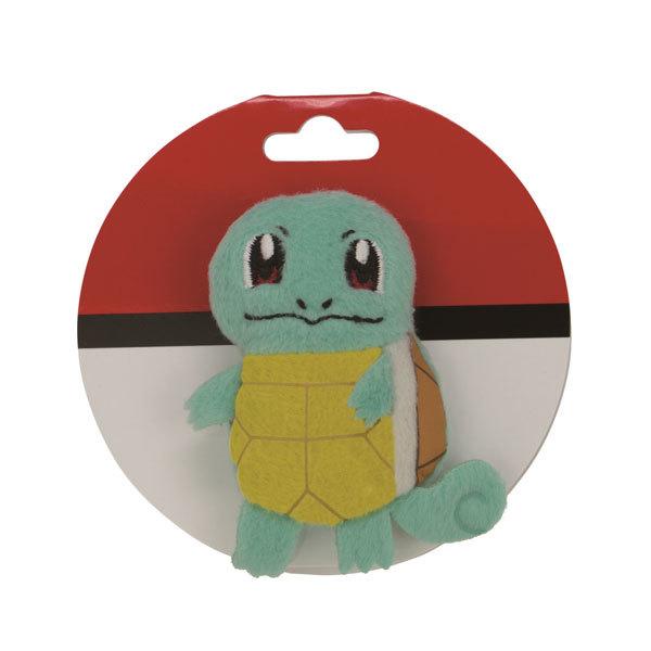 Pokemon: Squirtle - Plush Toy Badge