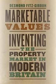Marketable Values by Desmond Fitz-Gibbon