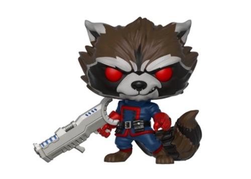 Marvel - Rocket Raccoon (Classic Ver.) Pop! Vinyl Figure
