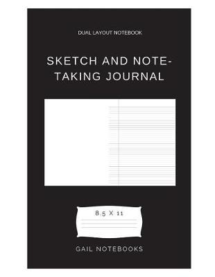 Sketch and note-taking journal by Gail Notebooks image