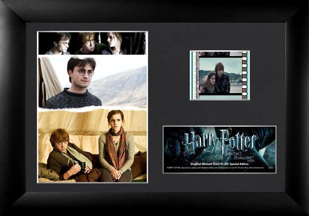 FilmCells: Mini-Cell Frame - Harry Potter (Deathly Hallows - S8)