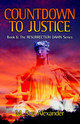 Countdown to Justice by M Sue Alexander image