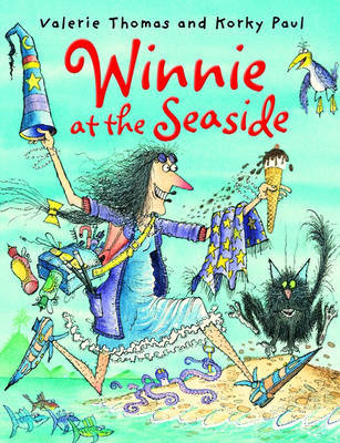 Winnie at the Seaside by Valerie Thomas image