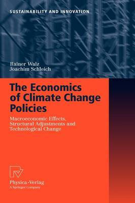 The Economics of Climate Change Policies by Rainer Walz image