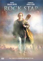 Rock Star on DVD