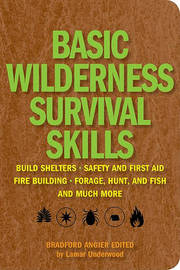 Basic Wilderness Survival Skills by Bradford Angier image