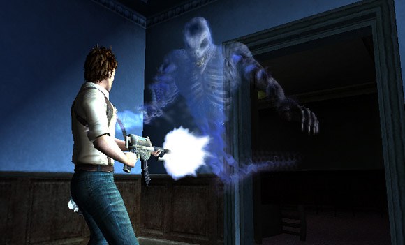 Ghosthunter for PS2 image