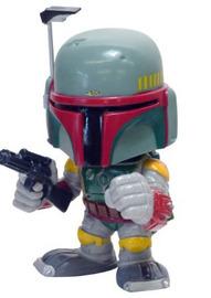 Star Wars Funko Force Boba Fett Bobble Head