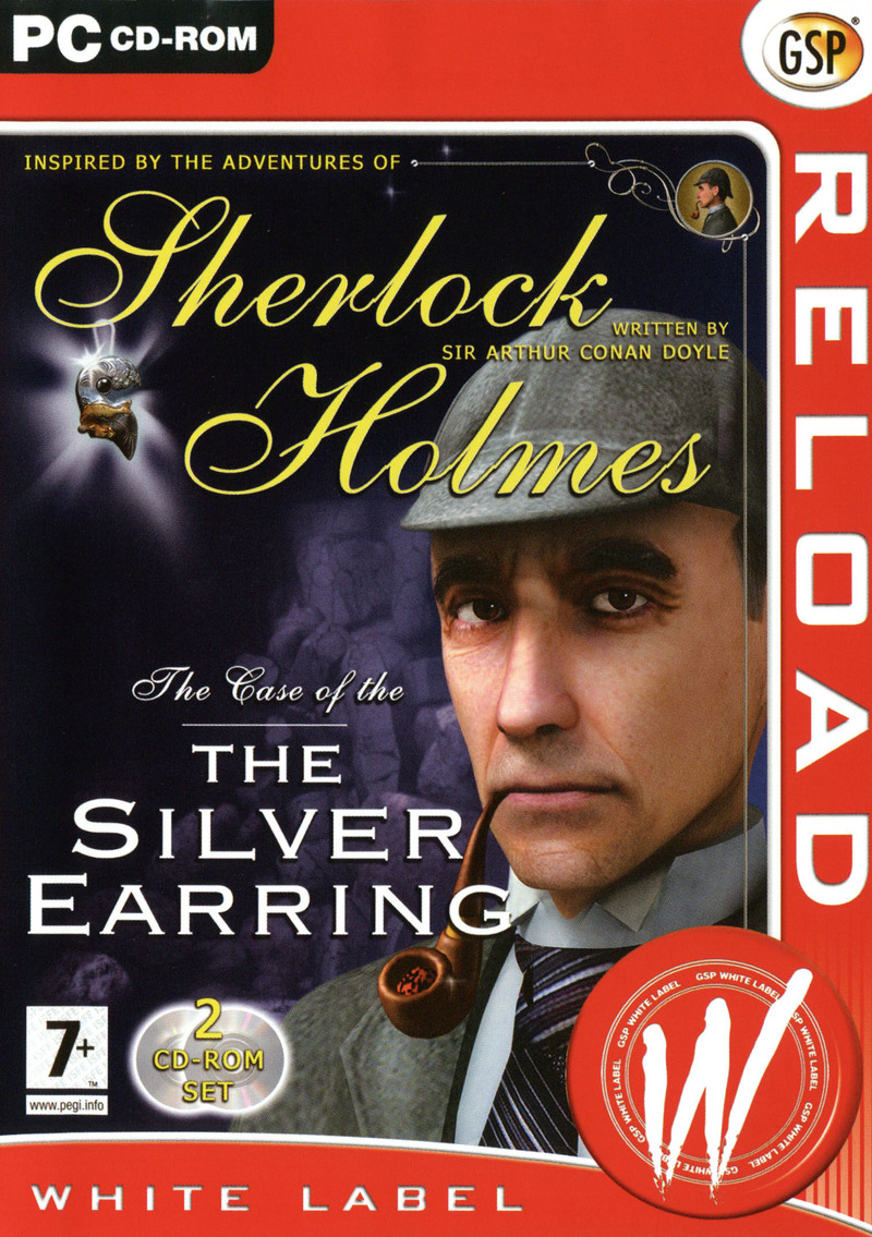 Sherlock Holmes: The Case of the Silver Earring (PC)