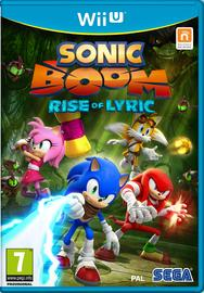 Sonic Boom: Rise of Lyric for Wii U