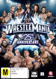 WWE - WrestleMania 25 on DVD