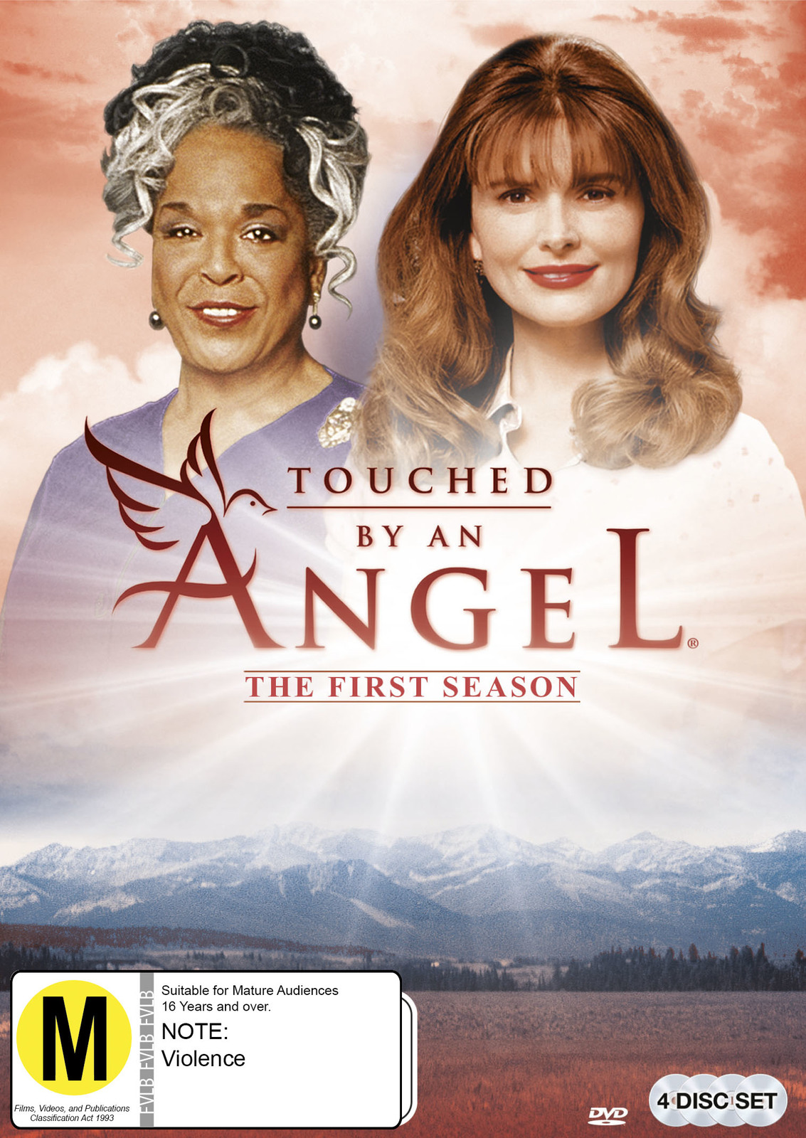 Touched By An Angel (Season 1) on DVD image