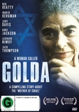 A Woman Called Golda on DVD