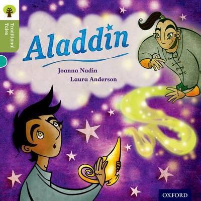 Oxford Reading Tree Traditional Tales: Level 7: Aladdin by Joanna Nadin