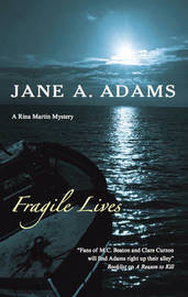 Fragile Lives by Jane A. Adams image