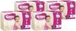 Huggies Ultra Dry Nappies Bulk Shipper - Toddler Girl 10-15kg (144)