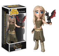 Game of Thrones - Daenerys Targaryen Rock Candy Vinyl Figure