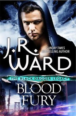 Blood Fury by J.R. Ward image