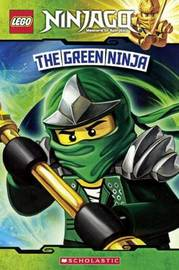 The Green Ninja by Tracey West