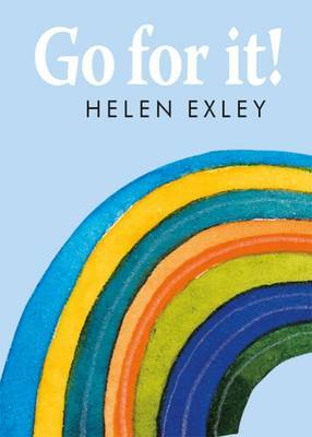 Go for it by Helen Exley image
