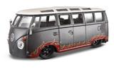 Maisto Design: 1:24 Diecast Vehicle - Black Van