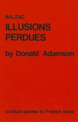 Balzac by Donald Adamson