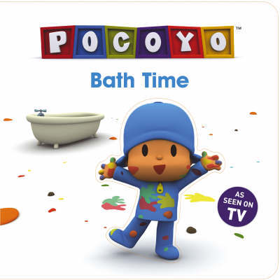 Pocoyo Bath Time by * Anonymous