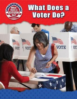 What Does a Voter Do? by Bridey Heing