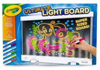 Crayola: Ultimate Light Board - Art Kit