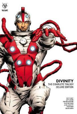 Divinity: The Complete Trilogy Deluxe Edition by Matt Kindt