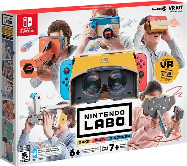 Nintendo Labo: VR Kit Complete for Switch