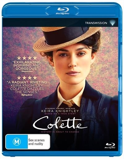 Colette on Blu-ray