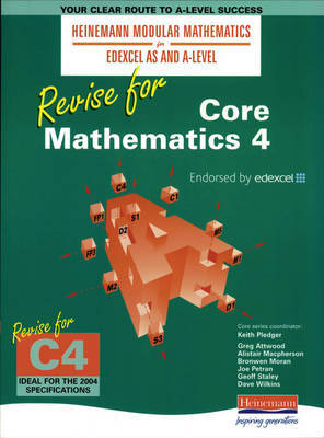Heinemann Modular Maths Revise for Core Maths 4 image