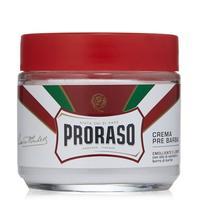 Proraso: Red Nourishing Pre-Shave Cream