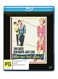 Who Was That Lady? on Blu-ray image