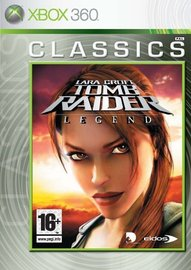Tomb Raider: Legend (Classics) for X360