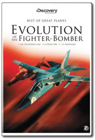 Best of Great Planes: Evolution of the Fighter-Bomber (3 Disc Set) on DVD