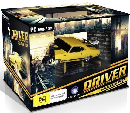 Driver San Francisco Collector's Edition | PC | Buy Now | at