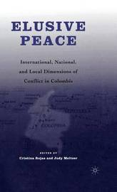Elusive Peace by Cristina Rojas image
